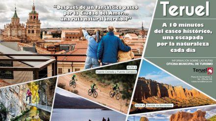 Teruel: Turismo en plena naturaleza