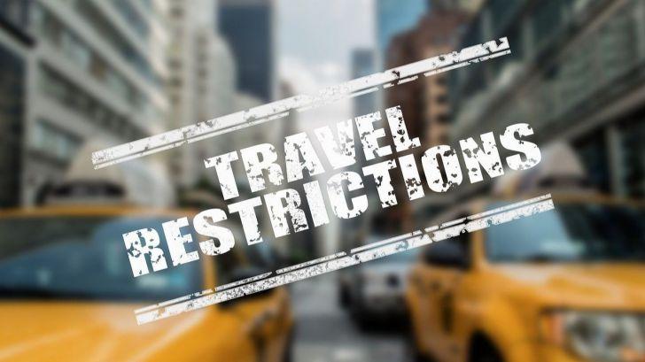 Un 87 por ciento menos de llegadas de turistas en enero de 2021