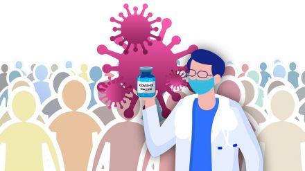Más de cinco millones de españoles ya están inmunizados frente al Covid-19
