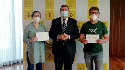 Correos Market entrega las becas Madrid Fusión para cocineros jóvenes