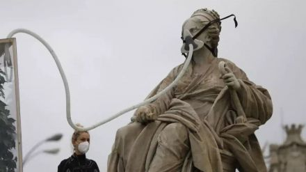 Alba Flores o Jaime Lorente, entre otros, se unen para exigir una recuperación económica verde y justa
