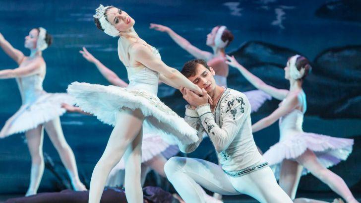 Verano cultural en Madrid con 'El lago de los cisnes'