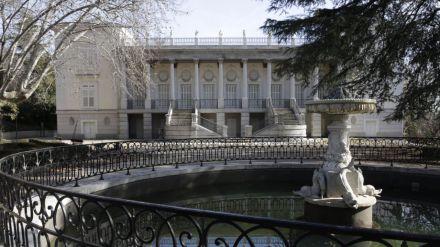 Otra razón más para visitar el Jardín de El Capricho en Madrid