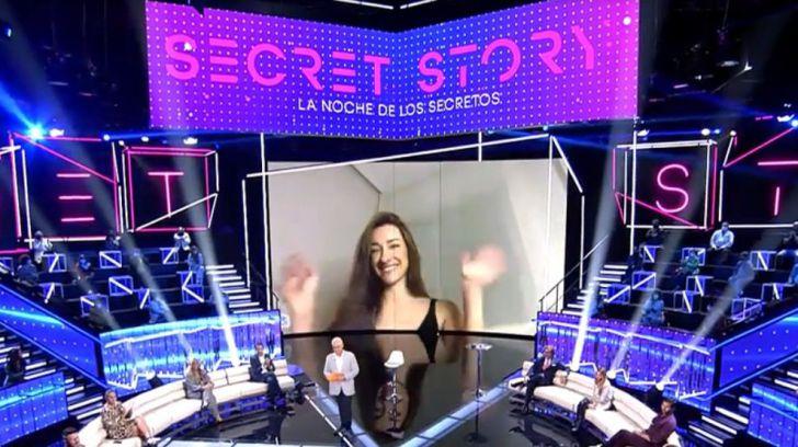 'Secret Story': Adara al rescate del reality de Mediaset