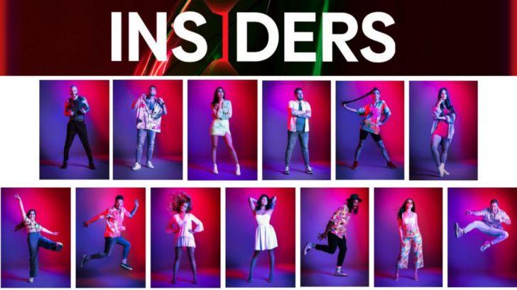 Netflix presenta a los concursantes de 'Insiders'