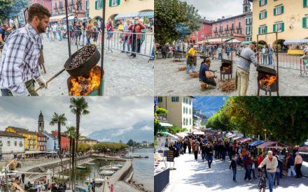 Suiza: Fiesta de las castañas