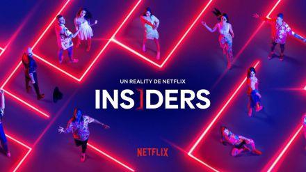 'Insiders', el primer reality español de Netflix