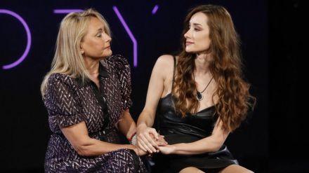 Lucía Pariente, al igual que le sucedió a su hija Alba Carrillo, pierde la batalla contra Adara Molinero en 'Secret Story'