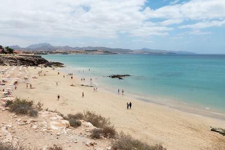 Fuerteventura esconde dos de las mejores playas de Europa