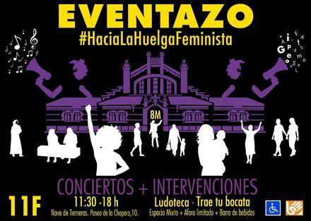 El movimiento feminista de Madrid está de fiesta