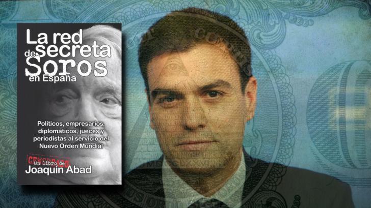 Joaquín Abad presenta su nuevo libro: 'La red secreta de Soros en España'