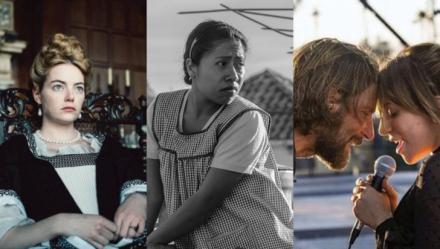 Sin sorpresas en las nominaciones a los Oscar 2019
