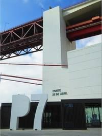 Lisboa estrena el Centro Interpretativo del Puente 25 de abril
