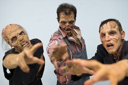 El real game Survival Zombie llega a la capital madrileña de la mano de Metro Madrid